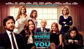 this is where I leav you movie