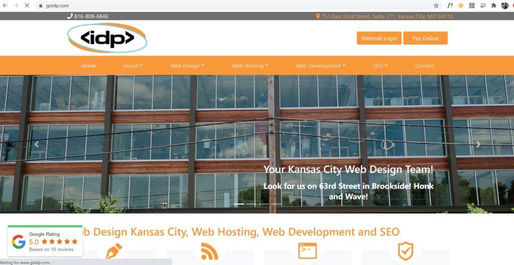 Web Design Kansas City